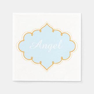 Angel Paper Napkin