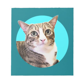 Angel the Cat Notepad