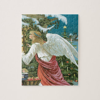 Angel Watching Puzzle