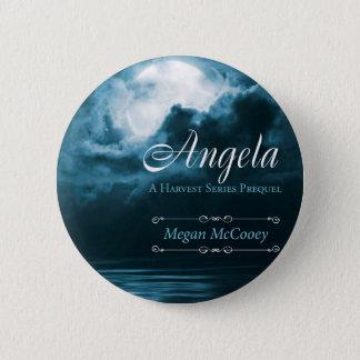 Angela (The Harvest Series) 6 Cm Round Badge