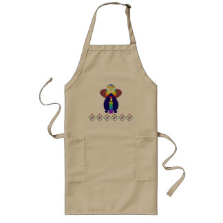 Angelbet Letter I Aprons