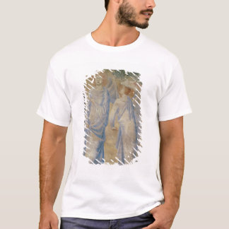 Angels from the Chapel of St. Jean, 1347 T-Shirt