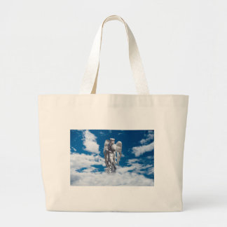 Angels Kiss Large Tote Bag