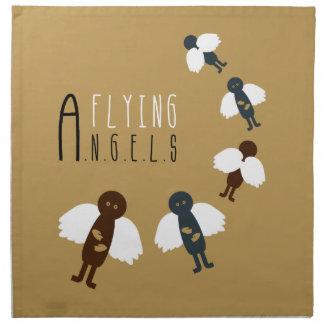 Angels Napkin