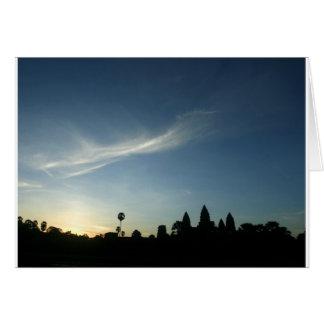 Angkor Wat - Cambodia Card