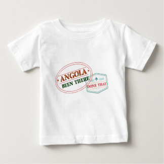 Angola Been There Done That Baby T-Shirt