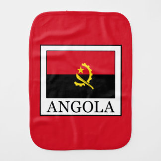 Angola Burp Cloth