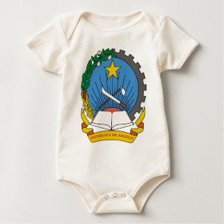 Angola Coat of Arms Baby Bodysuit