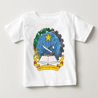Angola Coat Of Arms Baby T-Shirt