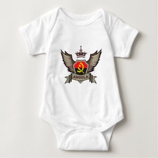 Angola Emblem Baby Bodysuit