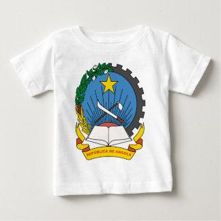 angola emblem baby T-Shirt