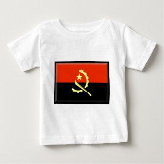 Angola flag baby T-Shirt