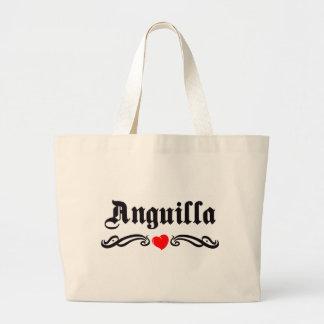 Angola Tattoo Style Tote Bags