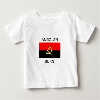 Angolan Born Baby T-Shirt