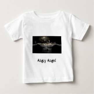 Angry Angel Baby T-Shirt