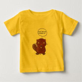 Angry Beaver Baby T-Shirt