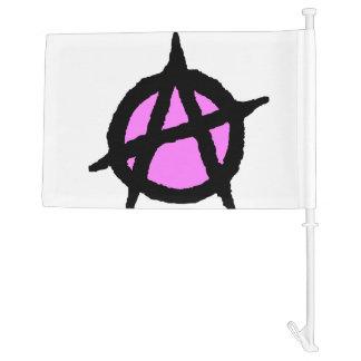 Angry Car Flag