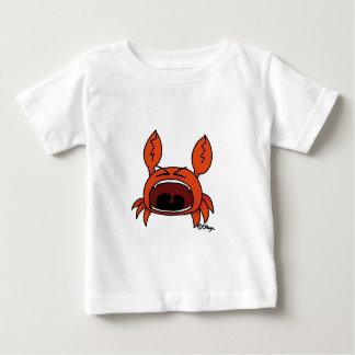 angry crab baby T-Shirt