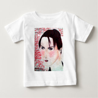 Angry Girl Baby T-Shirt