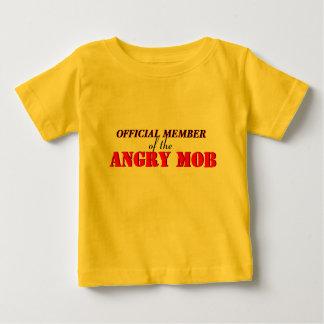Angry Mob Baby T-Shirt