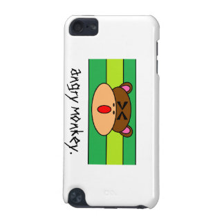 Angry Monkey iPod cover iPod Touch 5G Case