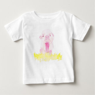 angry pig baby T-Shirt