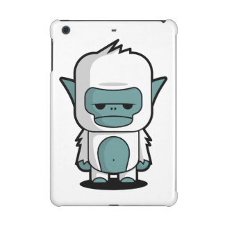 Angry Tiny Yeti iPad Mini Retina Case