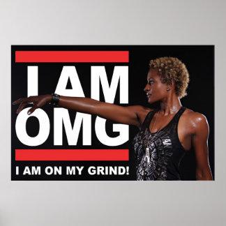 Anika I am OMG Poster