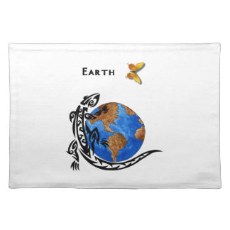 Animal Earth Placemat