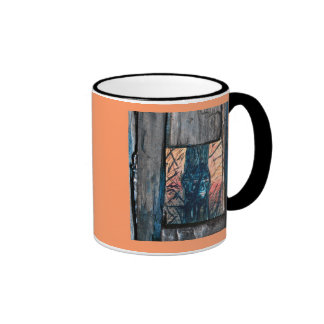 Animal Guide Ringer Mug