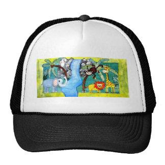 Animal Jungle Trucker Hat