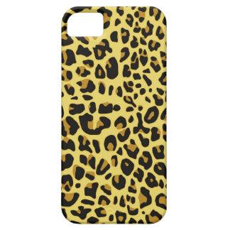 Animal Jungle Cat Pattern iPhone 5 Case