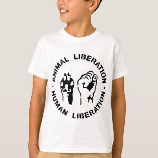 Animal LIberation - Human Liberation T-Shirt