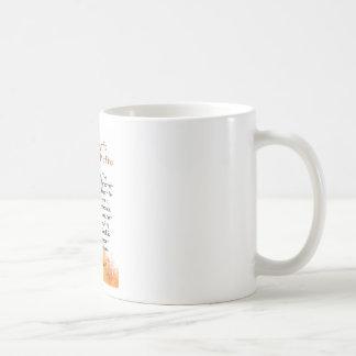 Animal Motto Basic White Mug