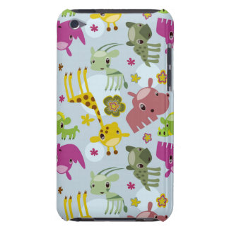 animal safari pattern barely there iPod covers