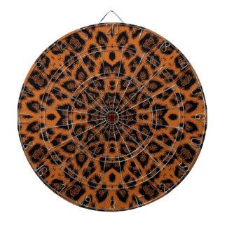 Animal skin seamless pattern 4 dartboard