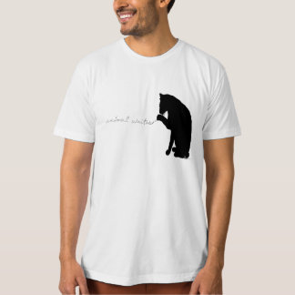 """""""animal writes"""" T-Shirt"""