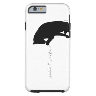 """""""animal writes"""" tough iPhone 6 case"""