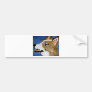 animals by eric ginsburg bumper sticker