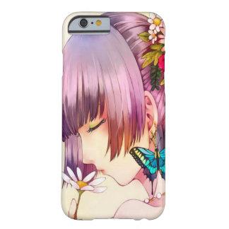 Anime Butterfly Maiden Girl Custom iPhone 6 Case