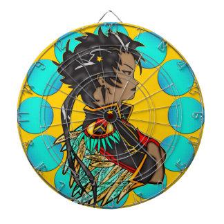 Anime Girl Dartboard
