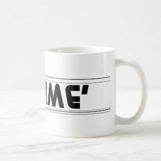 Anime': It's The Wave Basic White Mug