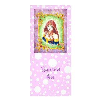 Anime Princess Custom Rack Cards