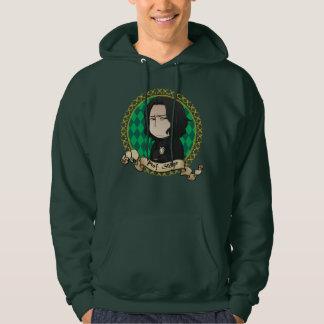 Anime Professor Snape Portrait Hoodie
