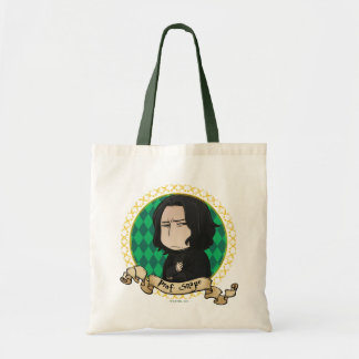 Anime Professor Snape Tote Bag
