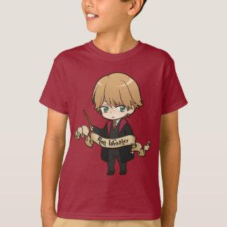Anime Ron Weasley T-Shirt