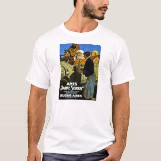 Anis Jaime Serra Buenos Aires - Vintage Ad T-Shirt