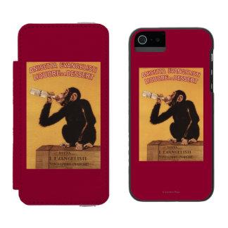 Anisetta Evangelisti Liquore da Dessert Incipio Watson™ iPhone 5 Wallet Case