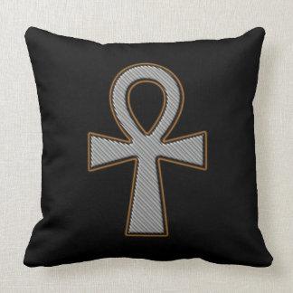 Ankh Key Of Life Pillow
