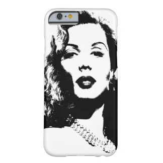 Ann Miller Is Class Barely There iPhone 6 Case